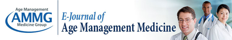 Ejournal of Age Management Medicine