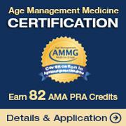 AMMG World Congress on Age Management Medicine