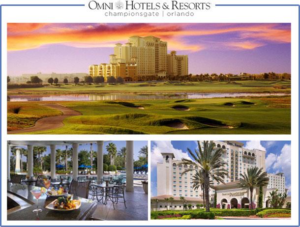 Omni Hotels Championsgate Orlando Florida