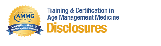 AMMG - Training & Certification Disclosures