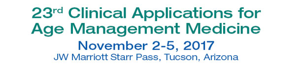 2oth Clinical Applications for Age Management Medicine